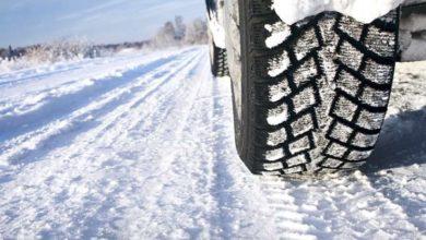 Photo of L'inverno porta l'obbligo di pneumatici da freddo e multe dai 42 euro in su