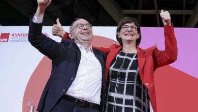 Photo of Gli elettori del Spd prendono le distanze dall'alleanza di governo con la Merkel