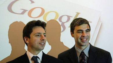 Photo of Google founders Page, Brin step back from top roles