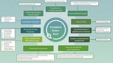 Photo of Con il Green Deal europeo l'Europa sarà il primo Continente al mondo a impatto climatico zero entro il 2050