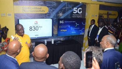 Photo of Cinese la prima rete 5G in Africa