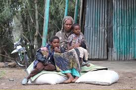 Photo of Hunger, fear and death: an Ethiopian migrant family's story