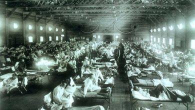 Photo of Qualche dato su pandemie e influenze…