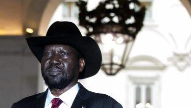 Photo of South Sudan rebels reject president's peace deal