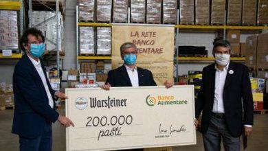 Photo of Da Warsteiner Italia donazione a Banco Alimentare per garantire 200mila pasti