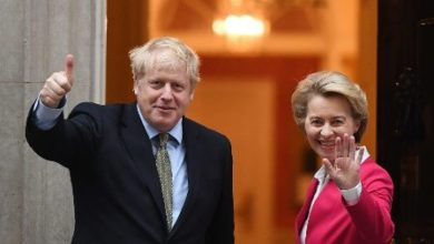 Photo of Boris Johnson programma colloqui sulla Brexit con la Presidente della Commissione Ursula von der Leyen
