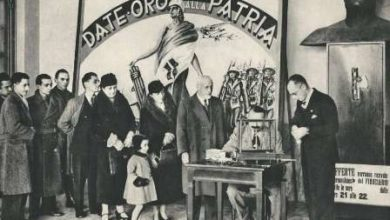 Photo of Dall'oro alla Patria ai titoli irredimibili