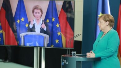 Photo of Urge l'accordo sul Recovery Fund. Lo chiedono Angela Merkel e Ursula von der Leyen