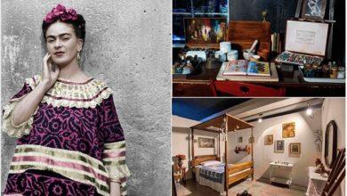 Photo of In arrivo a Milano alla Fabbrica del Vapore 'Frida Kahlo. Il caos dentro'
