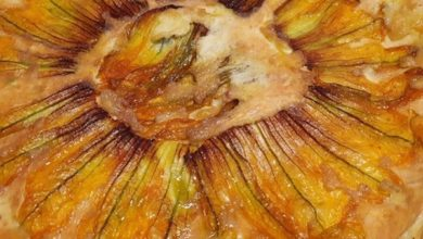 Photo of Toghe&Teglie: frittata di fiori di zucca