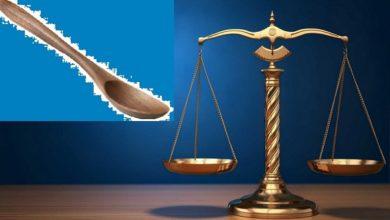Photo of In attesa di Giustizia: cucchiaio di legno