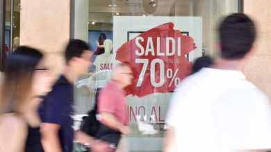 Photo of Effetto Covid sui saldi, i commercianti si attendono un calo di oltre il 40% per lo shopping
