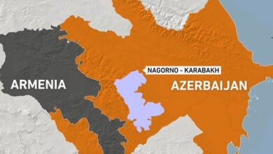 Photo of Azerbaijan, Armenia reject talks as Karabakh conflict widens