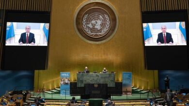 Photo of At UN, Kazakhstan proposes multilateral biological weapons control system