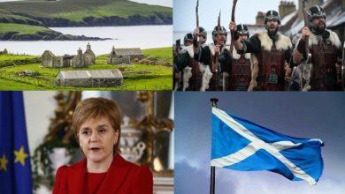 Photo of Le isole Shetland vogliono separarsi dalla Scozia