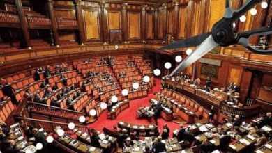 Photo of Downsizing del Parlamento: le cifre
