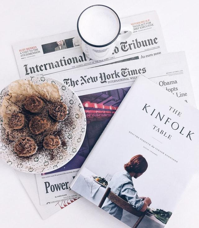 Photo of International News